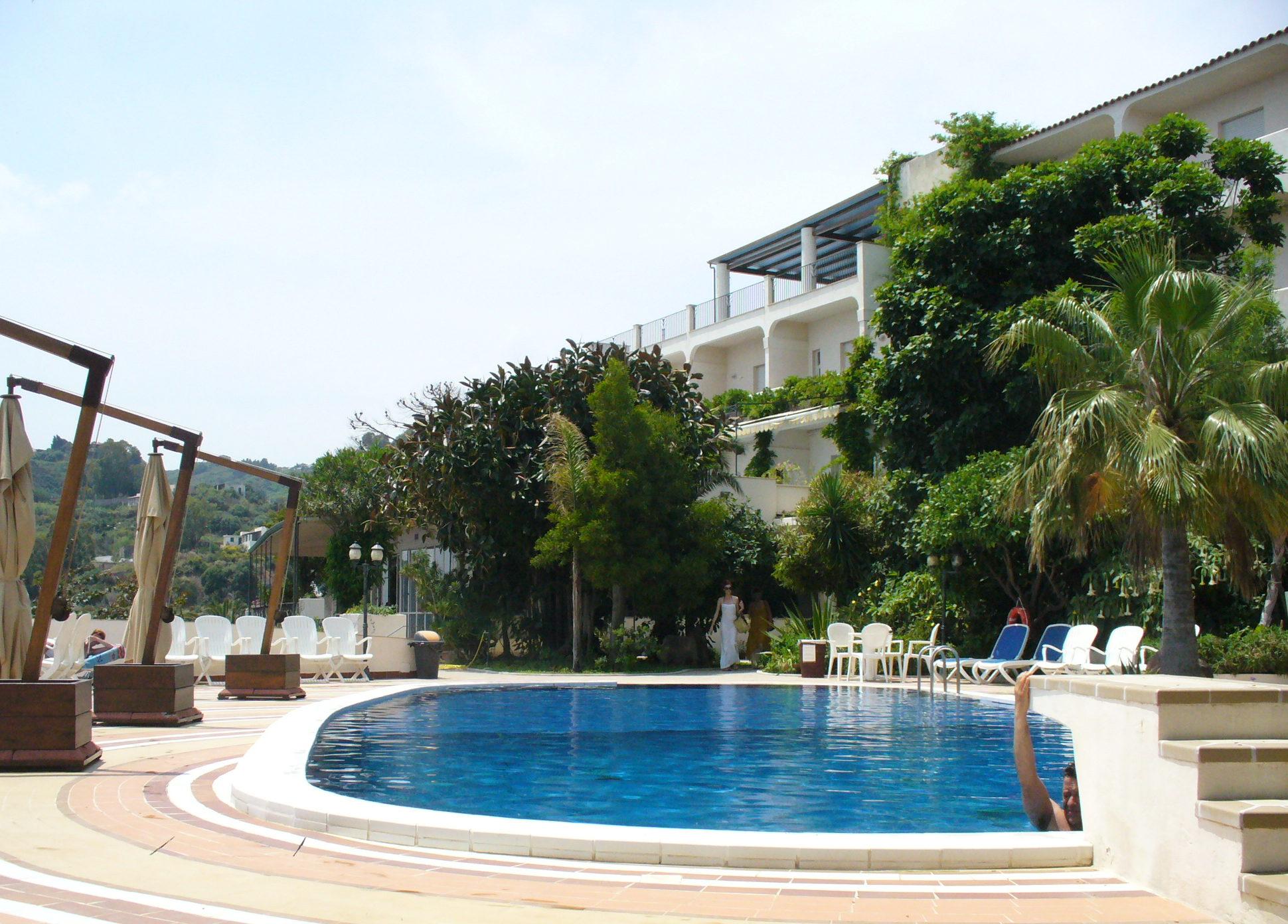 Hotel giardino sul mare lipari isole eolie assdi for Hotel barcellona sul mare