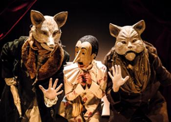 Assdintesa Vicenza: Teatro Astra - Le avventure di Pinocchio 20/11/2016