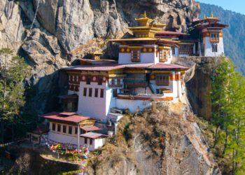 Bhutan e il Festival di Paro:  3/13 Aprile 2017