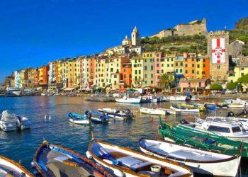Genova, Portovenere e isola della Palmaria:15/16 aprile 2018