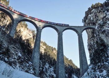 Il trenino Unesco dell