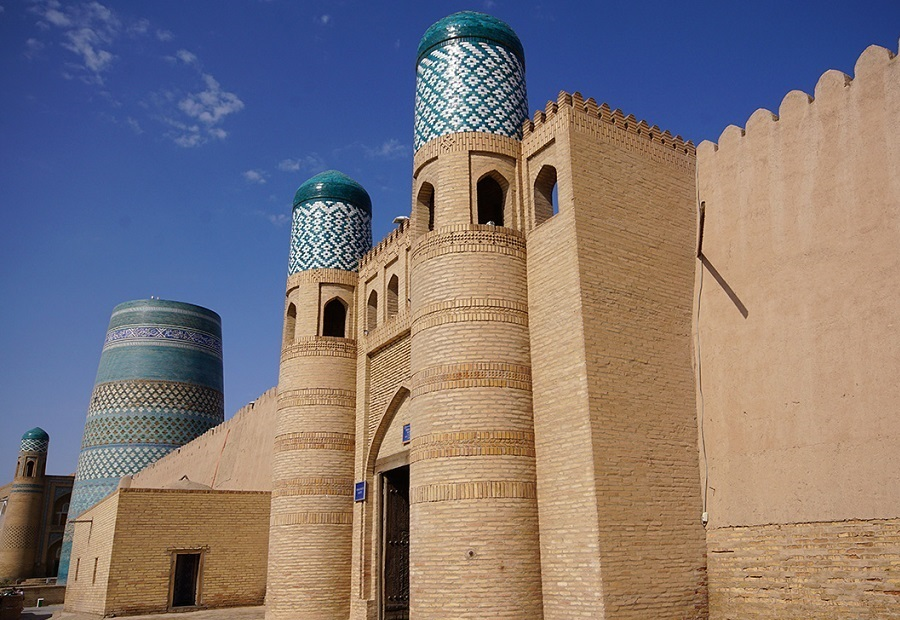Khiva - fortezza