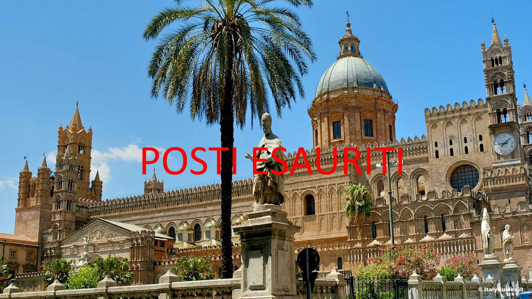 Palermo ESAURITI