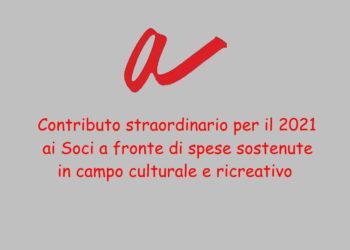 Contributo Associati 2021