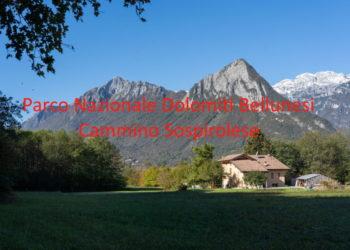 Parco Nazionale delle Dolomiti Bellunesi: il Cammino Sospirolese