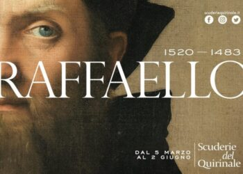 Raffaello: la grande mostra alle scuderie del Quirinale - Visita virtuale guidata 16 giugno p.v.