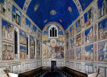 Culturaonline: Visita virtuale agli affreschi di Giotto nella Cappella degli Scrovegni a Padova.