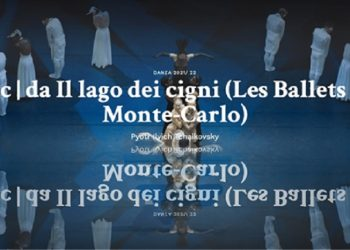 LAC/ da IL LAGO DEI CIGNI (Les Balletts de Montecarlo): Teatro La Fenice Venezia 15 e 19 dicembre 2021
